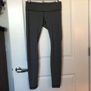 Lululemon print leggings